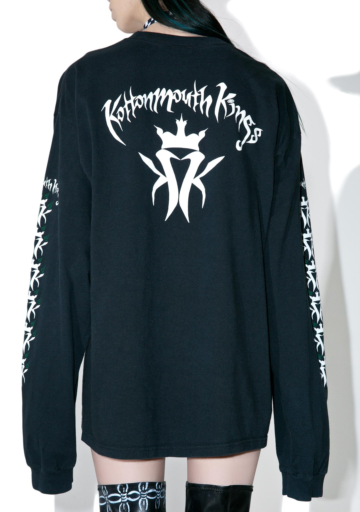 Vintage Kottonmouth Kings Long Sleeve Tee
