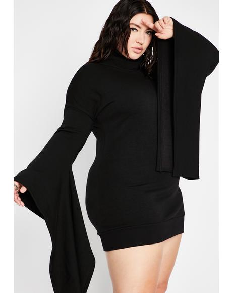 Plus Arcadia Sweater Dress
