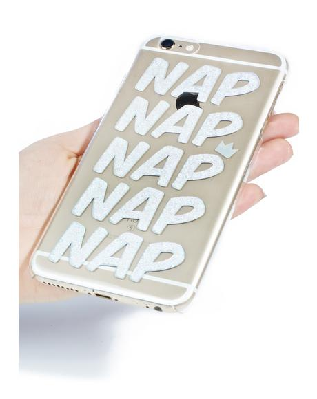 Nap Queen iPhone Case
