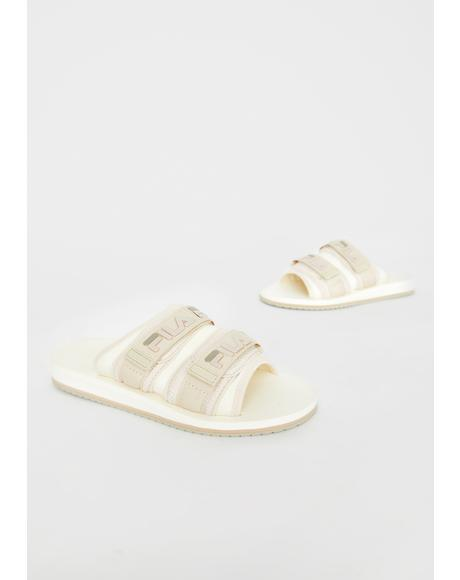 Utility Slide Sandals