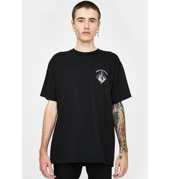 Last Call Co. Nothing Graphic Tee