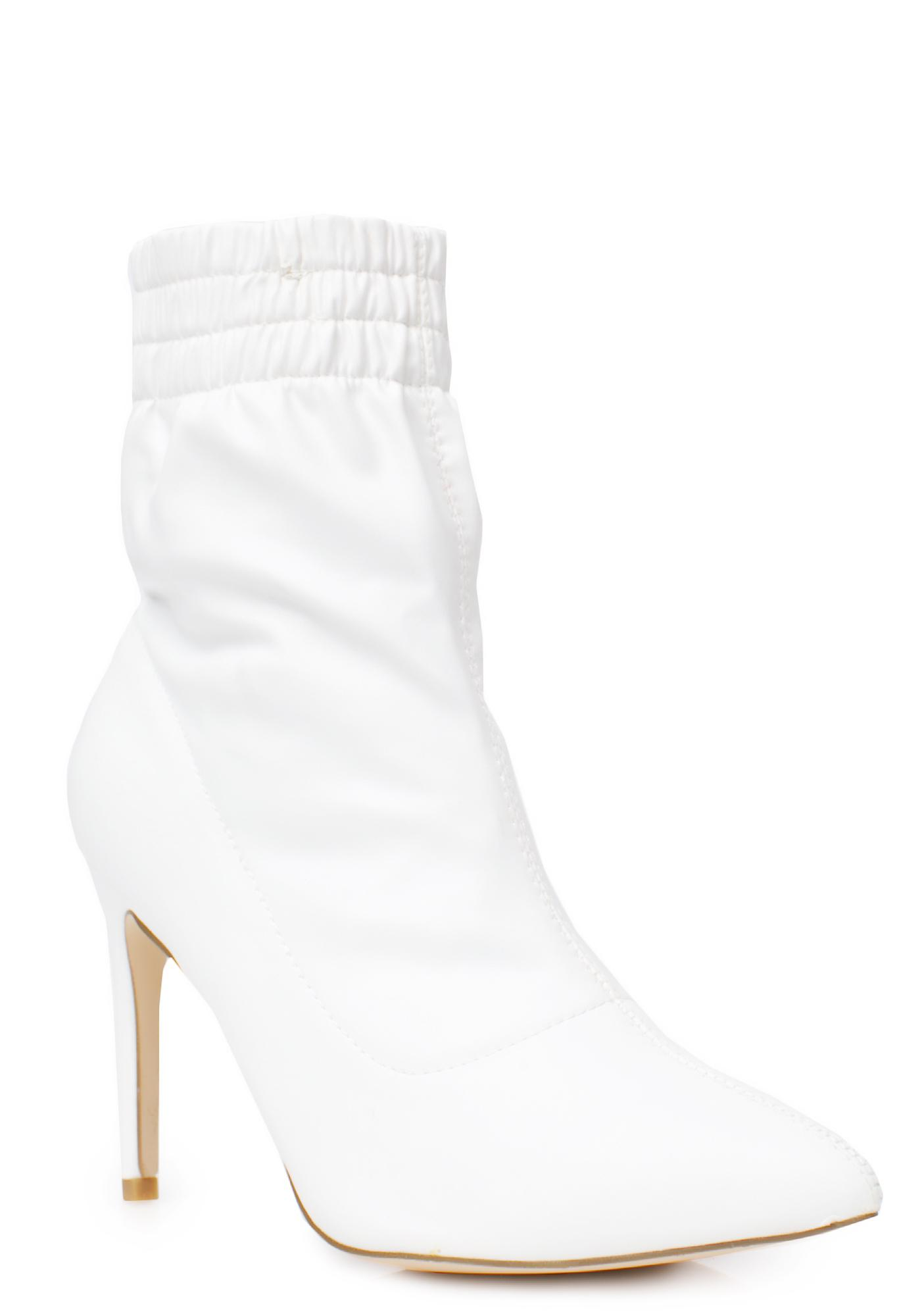 Snow Modern Day Muse Cinched Booties