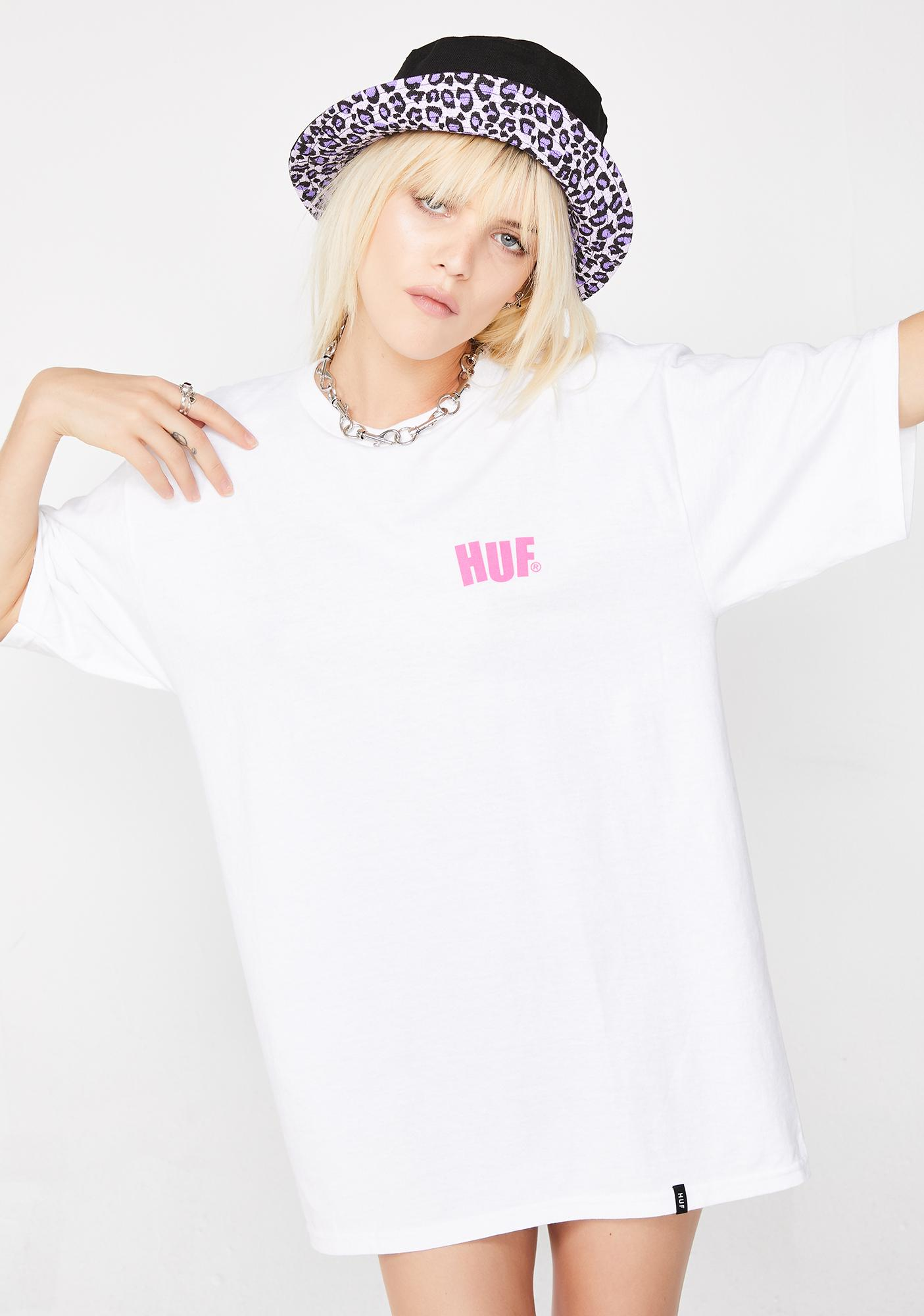 HUF Huf City Rockers Short Sleeve Tee