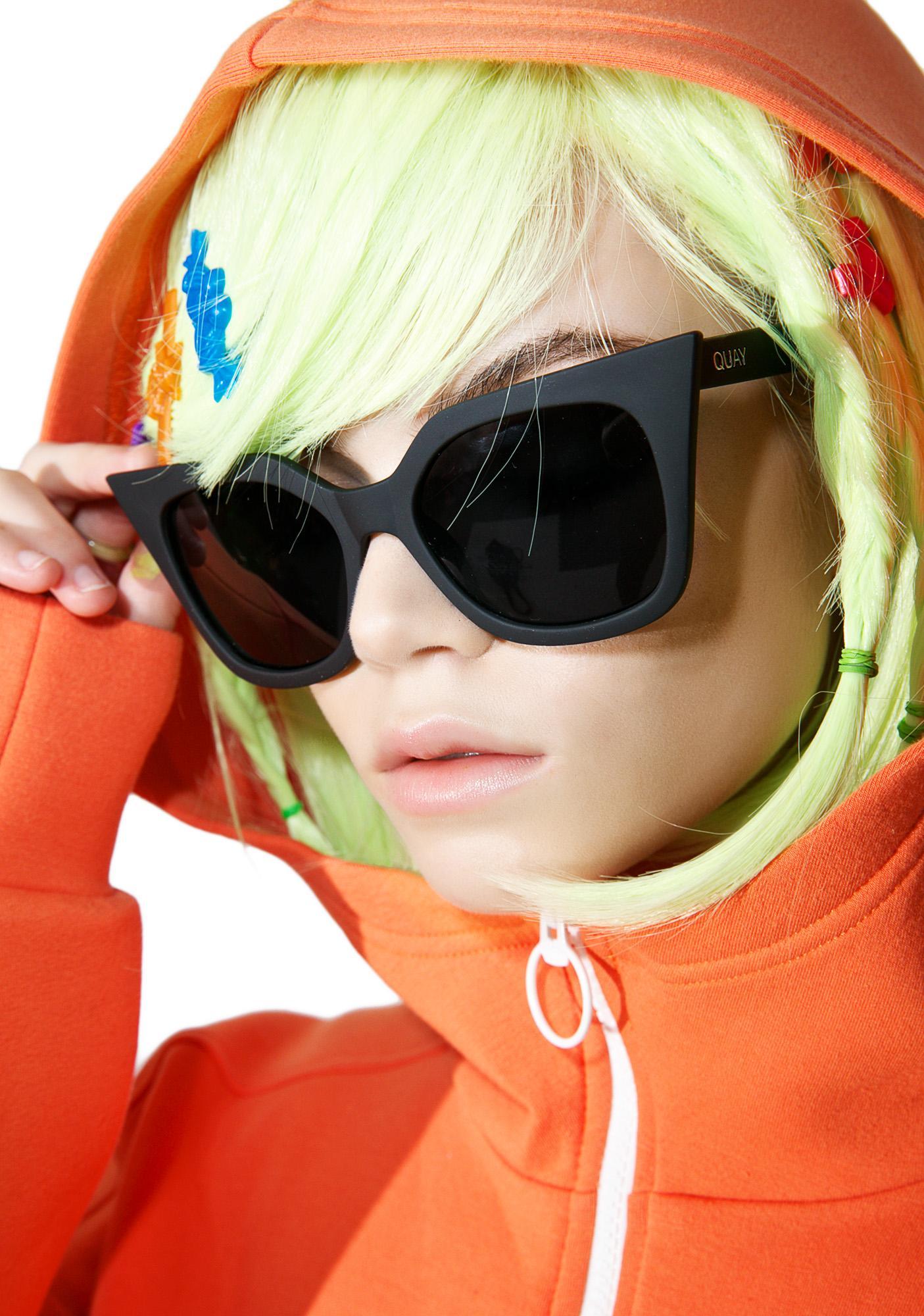 17542582d5 Quay Eyeware Harper Sunglasses