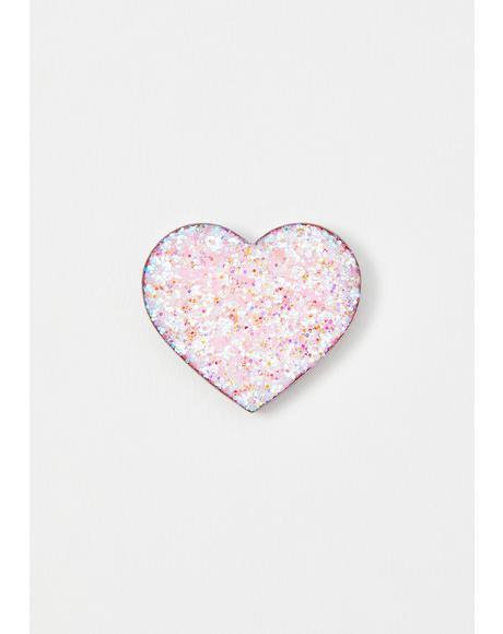 Love 4 Pressed Glitter