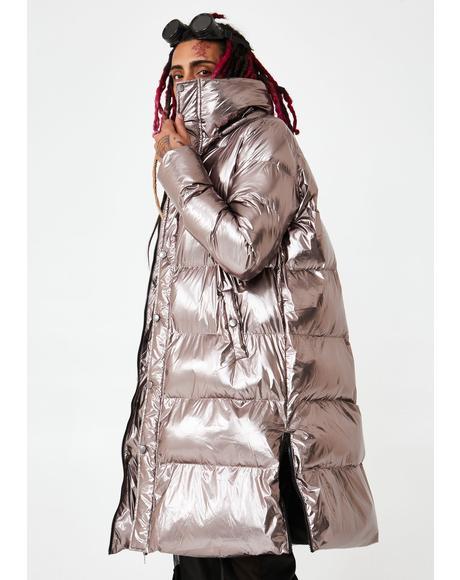 Desert Tundra Puffer Jacket