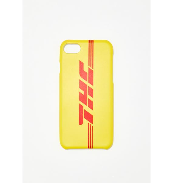 MaryJaneNite THC iPhone Case