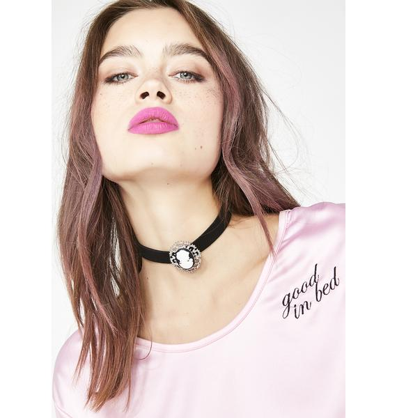Babe Legacy Suede Choker