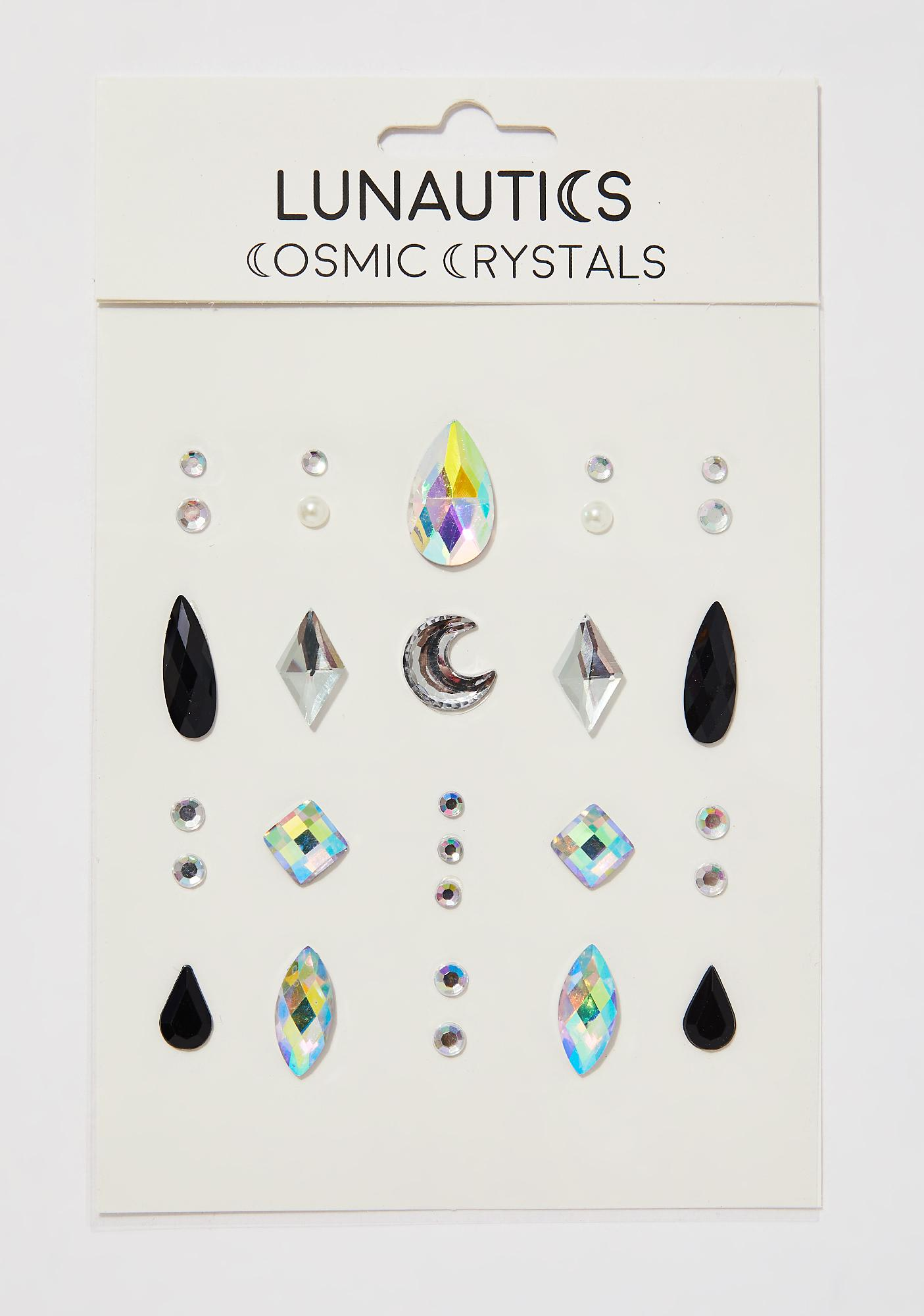 Lunautics Rain Drops Mixed Crystal Pack