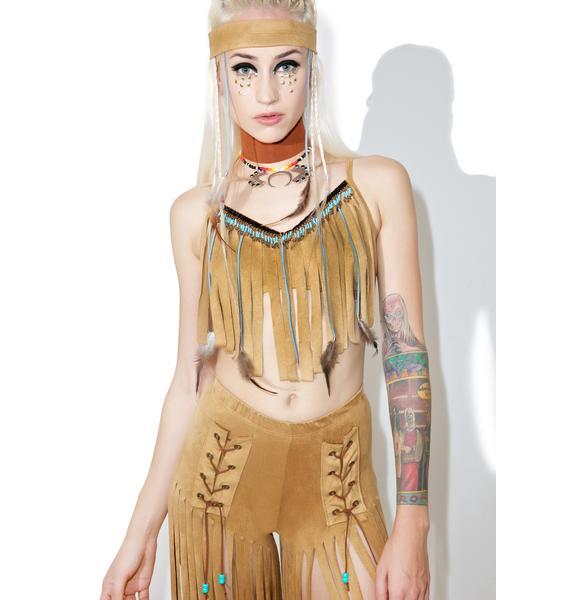 Earth Goddess Costume Set