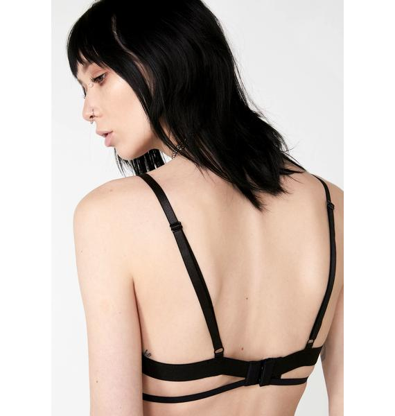 Stop Frontin' Strappy Bodysuit