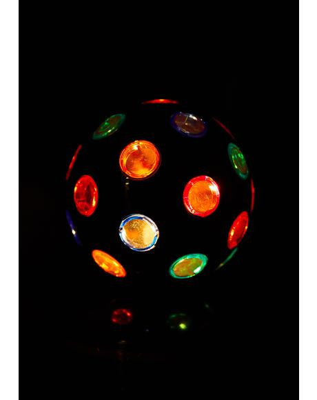 Ravin' N' Revolvin' Disco Ball Light