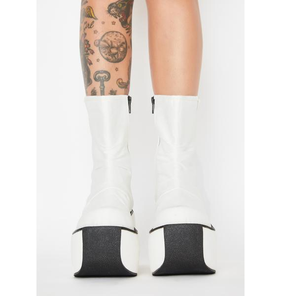 Demonia Pure Rock The World Platform Boots