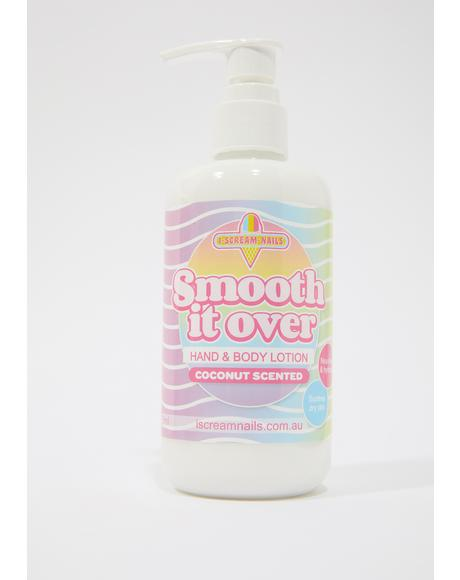Coconut Smooth It Over Hand & Body Lotion