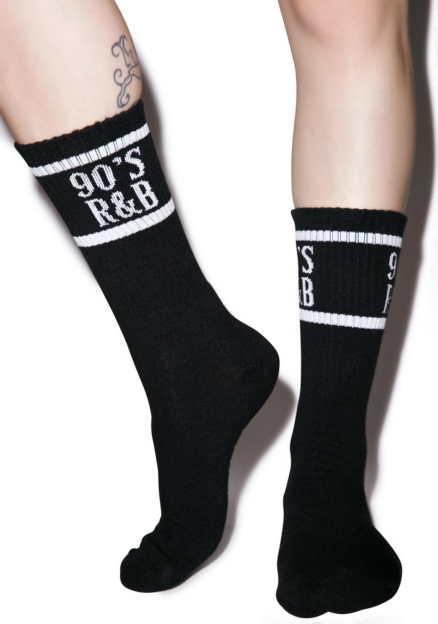 Dimepiece 90s R&B Socks