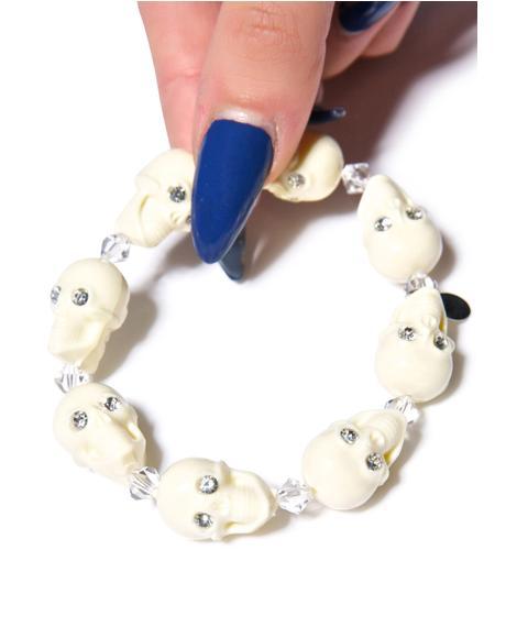 Beaded To Death Bracelet