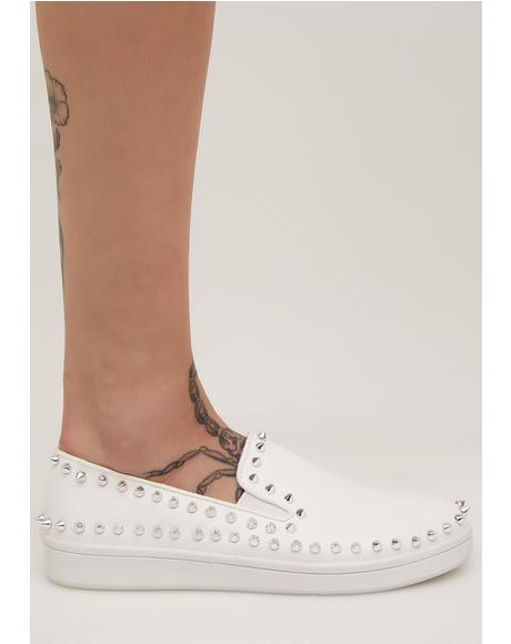 Rock It Out Slip-On Sneakers