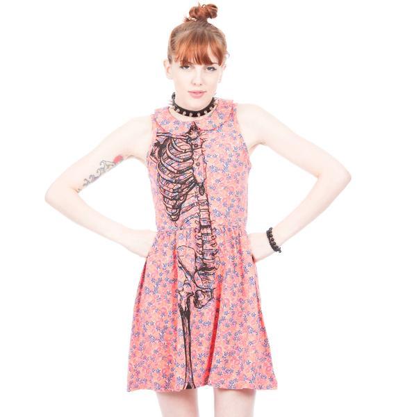 Iron Fist Wishbone Dress