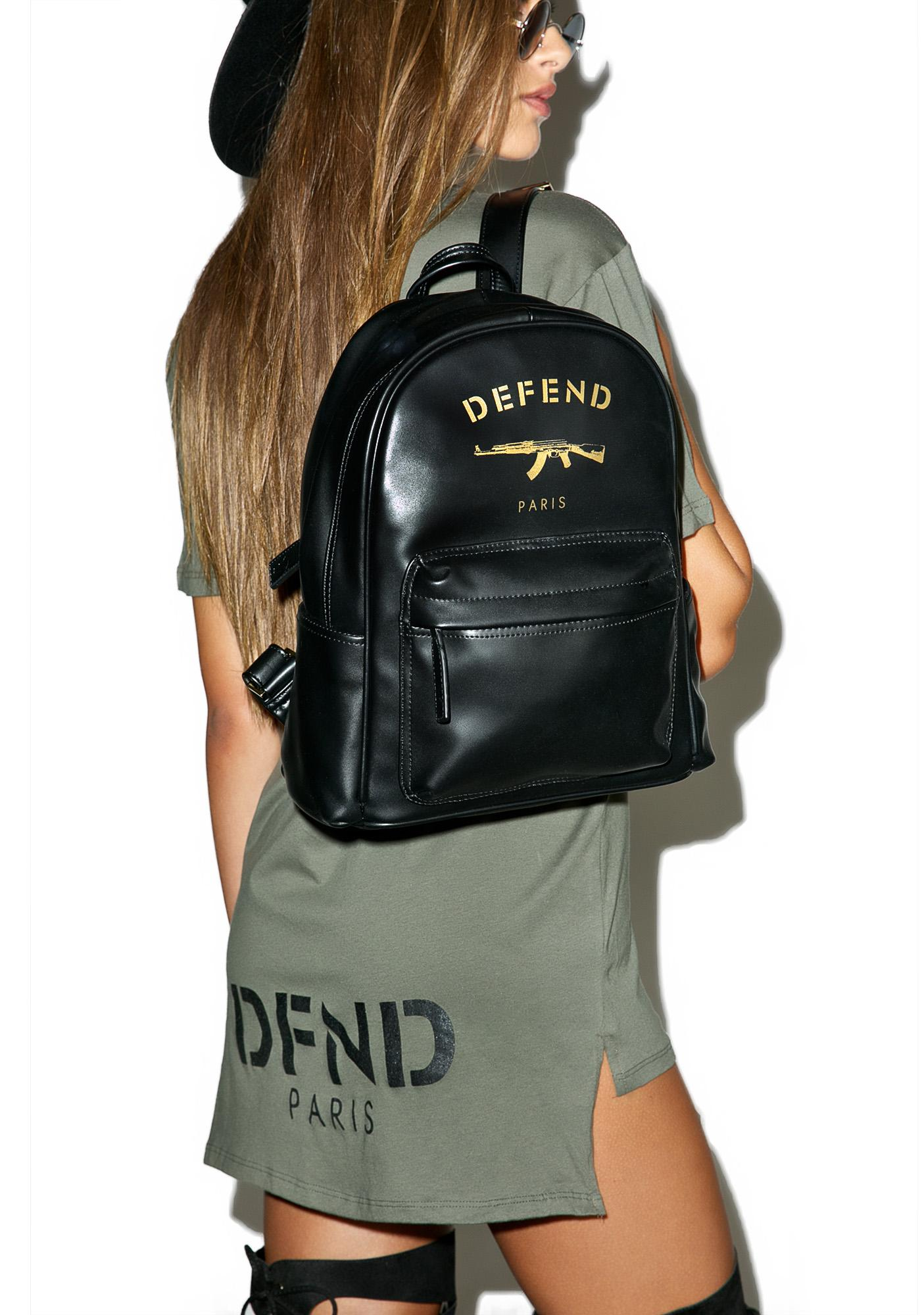 Defend Paris AK Backpack