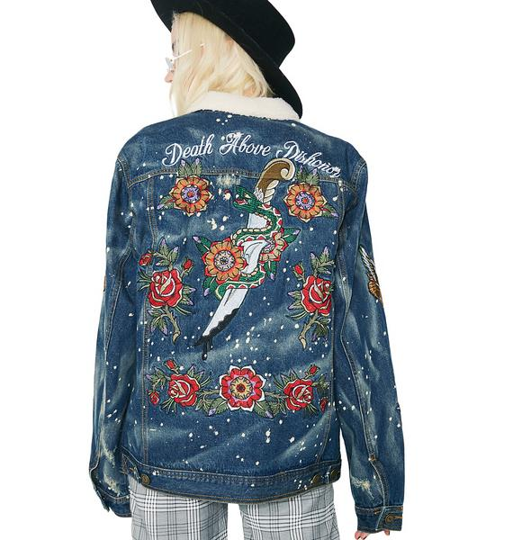 Reason Fatale Trucker Jacket