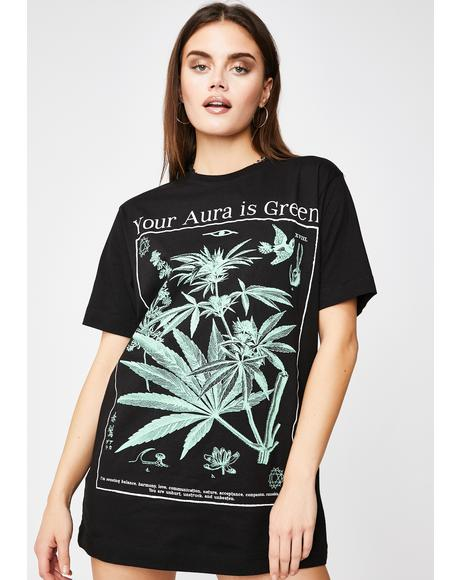 Aura Graphic Tee