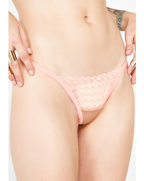 Summertime Seduction Sheer Thong