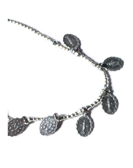 The Cherokee Silver Necklace