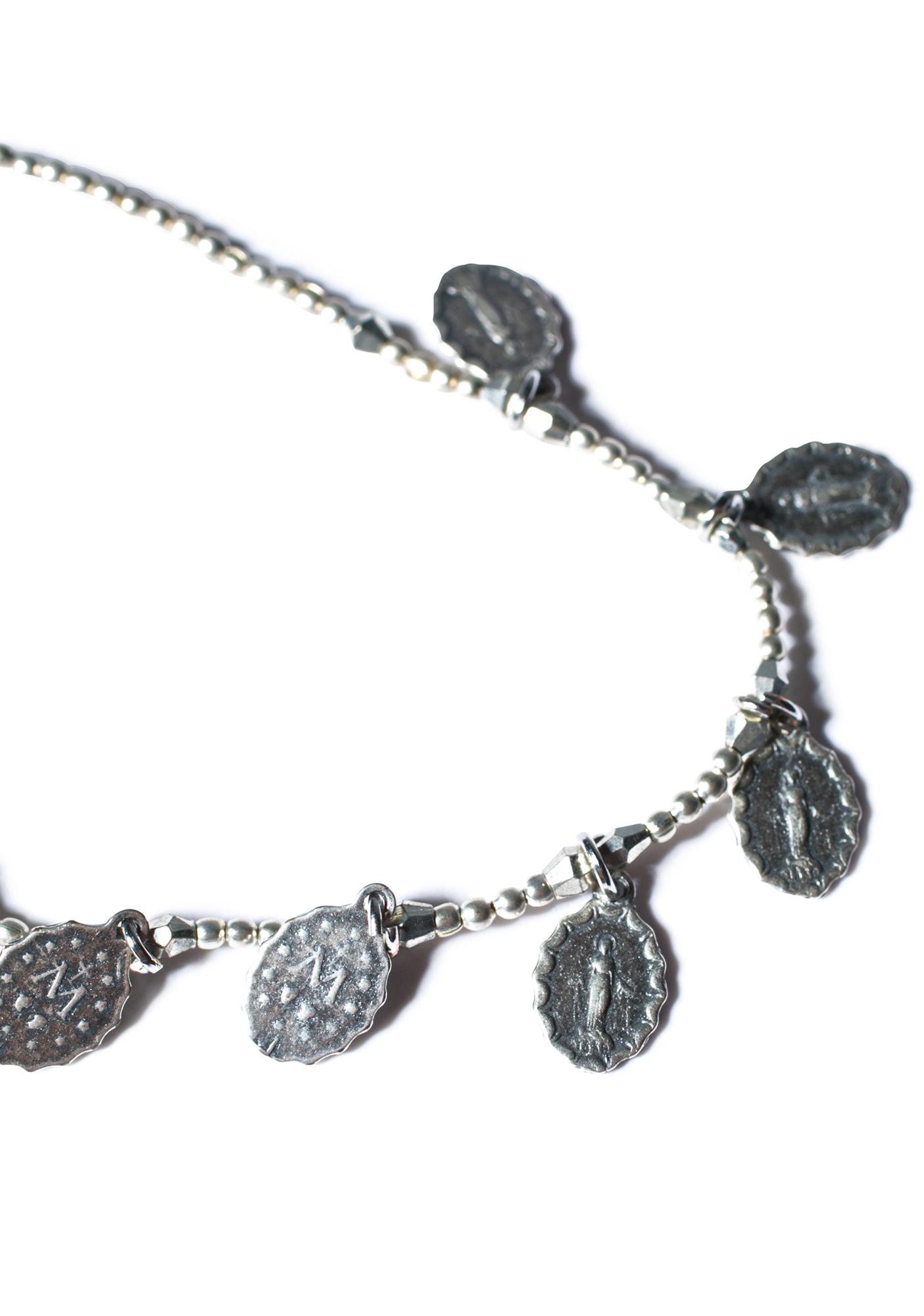 Vanessa Mooney The Cherokee Silver Necklace
