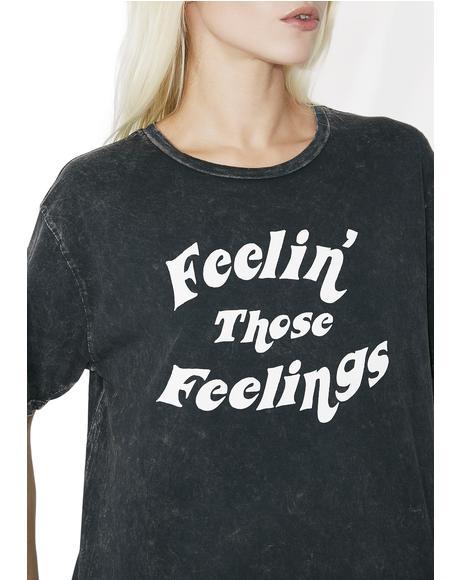 Feelings Crew Tee