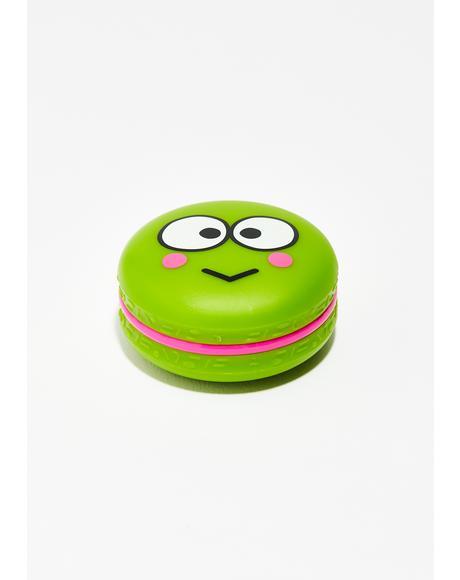 Keroppi Macaron Lip Balm