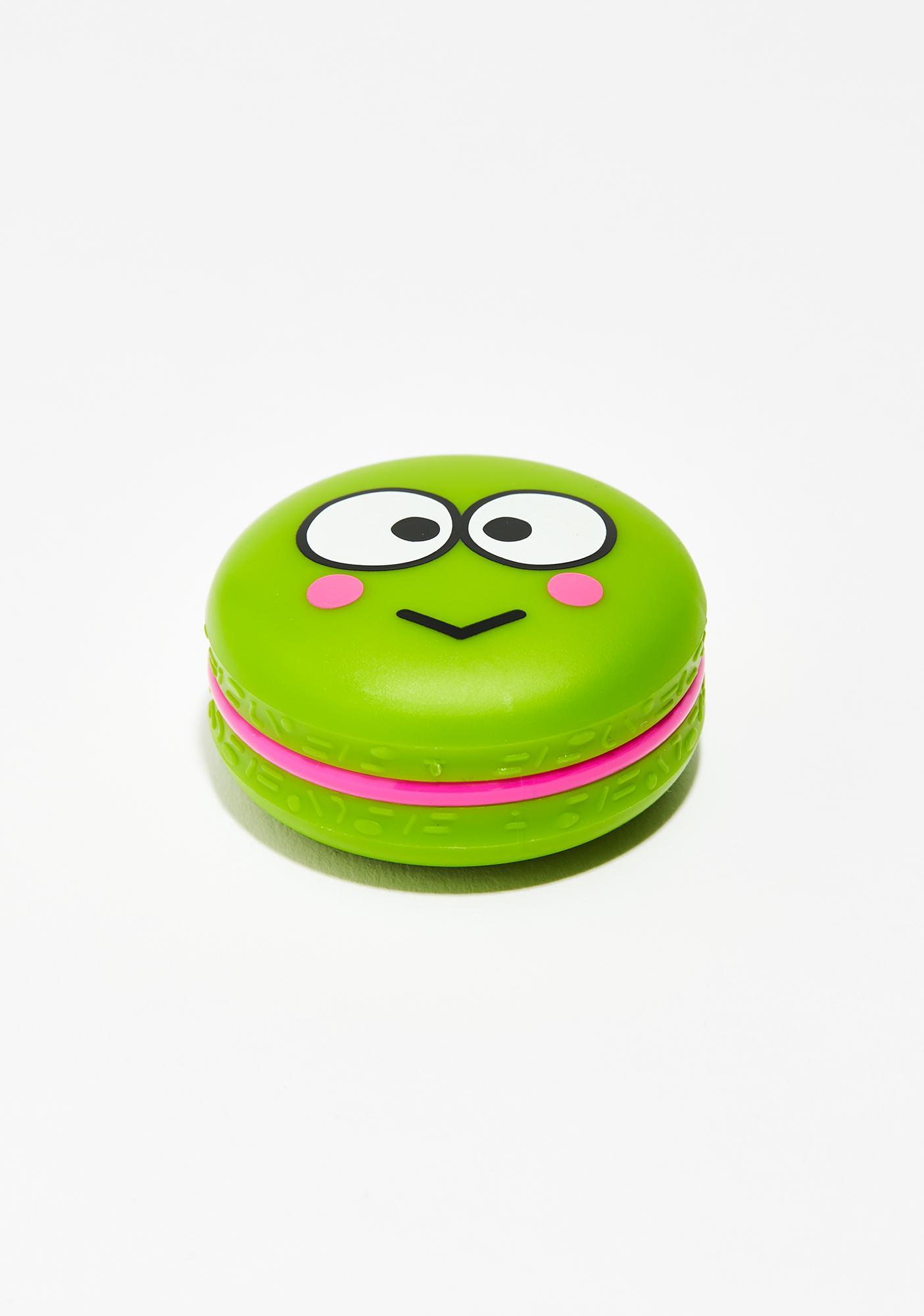 The Crème Shop Keroppi Macaron Lip Balm