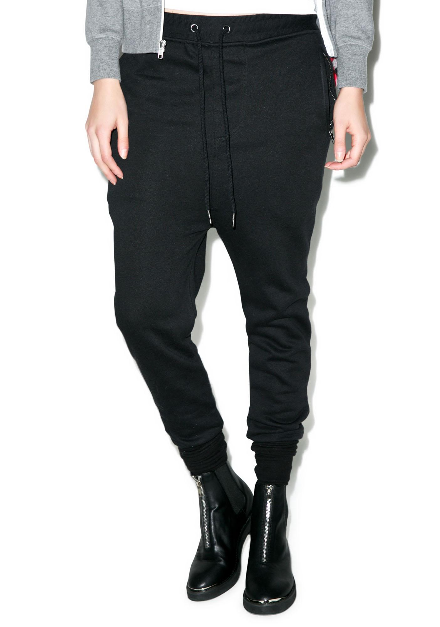 Killstar FTW Dropcrotch Sweatpants