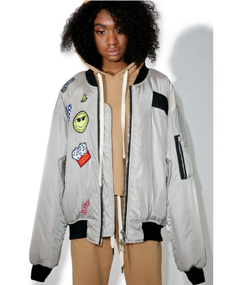 Dillion Bomber Jacket