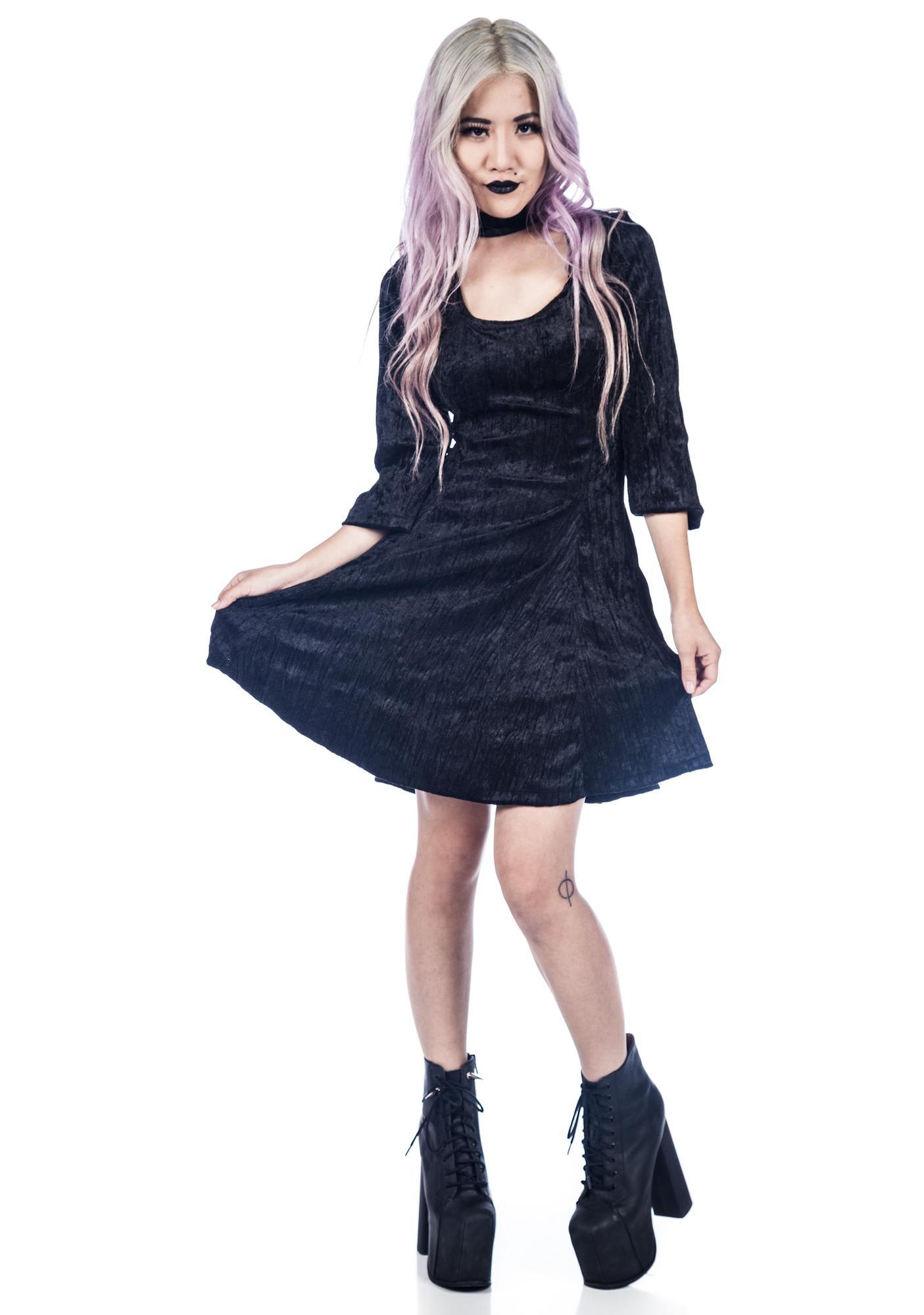 Civil Clothing The Evoker Mini Dress