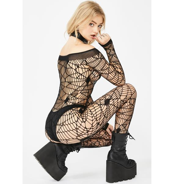 Crawl All Over You Bodystocking