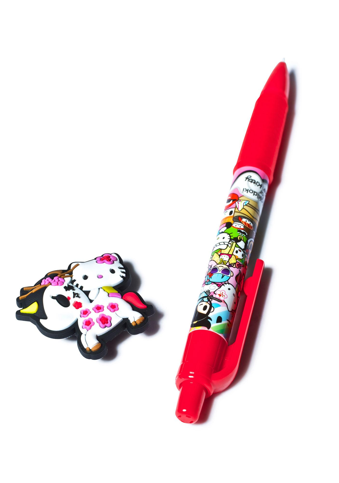 Tokidoki x Hello Kitty Unicorno Mechanical Pencil