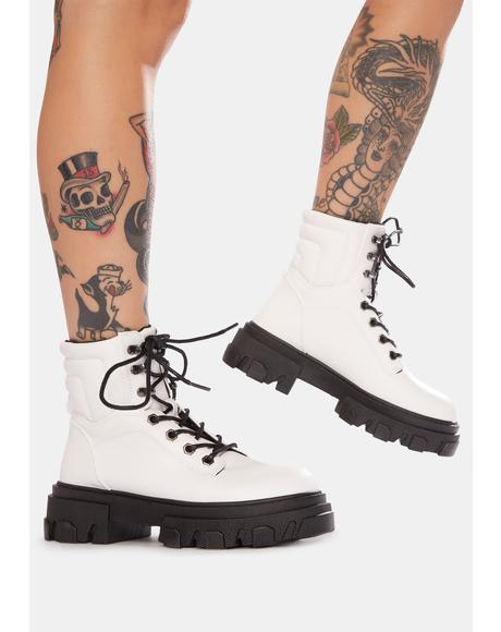Insane Mode Combat Boots