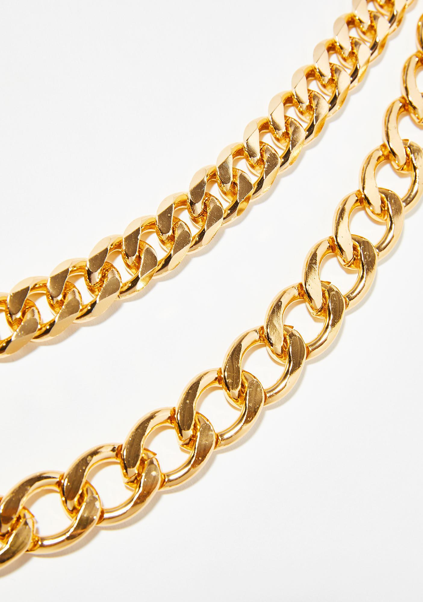 Goldie Luxx Chain Necklace