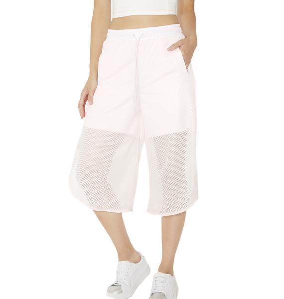 PUMA Xtreme Mesh Frill Shorts