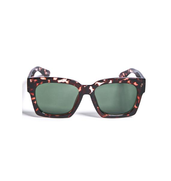 Quay Eyeware Midnight Runner