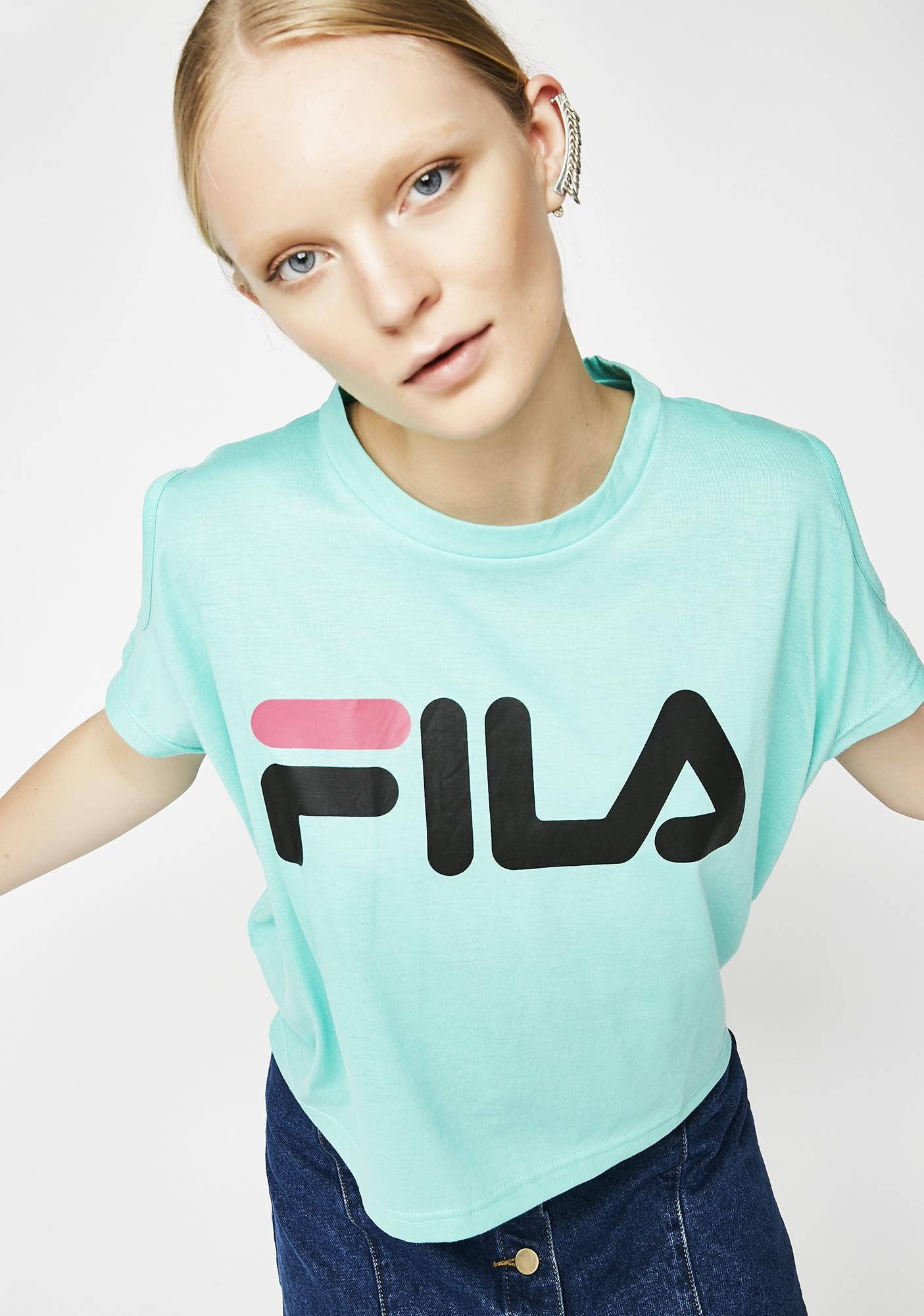 Fila Cockatoo Nikki Crop Top