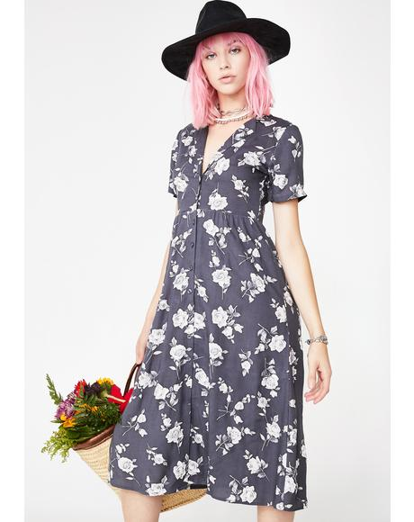 Arthea Floral Dress