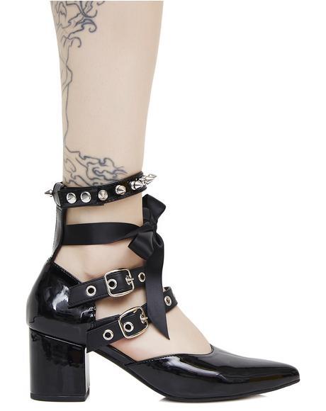 Adeline Spiked Heels