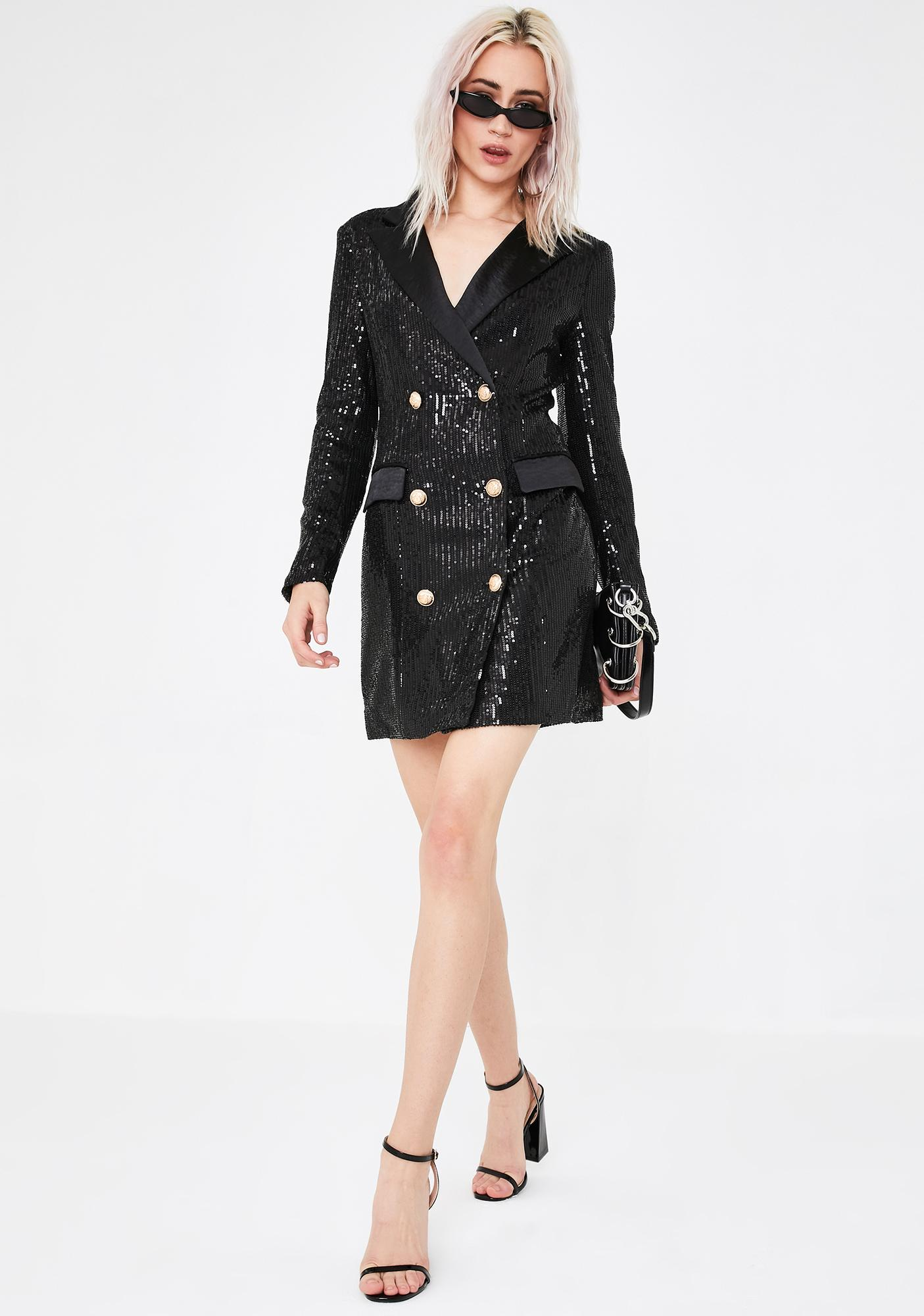 Lioness Dance With Me Blazer Dress