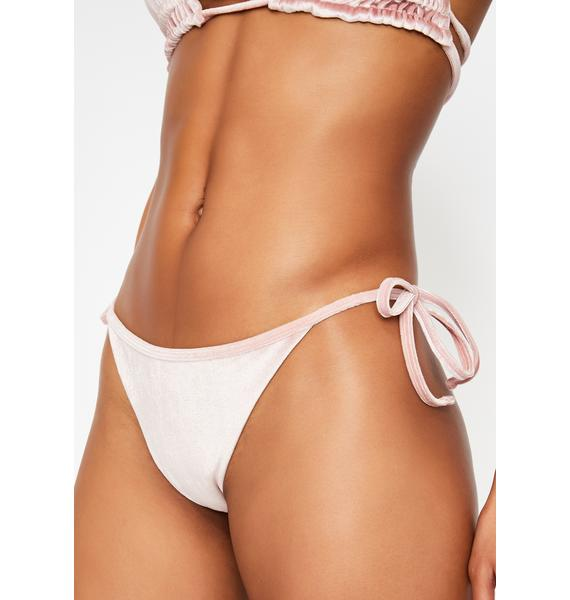 Lira Clothing Blush Summer Cheeky Bikini Bottoms