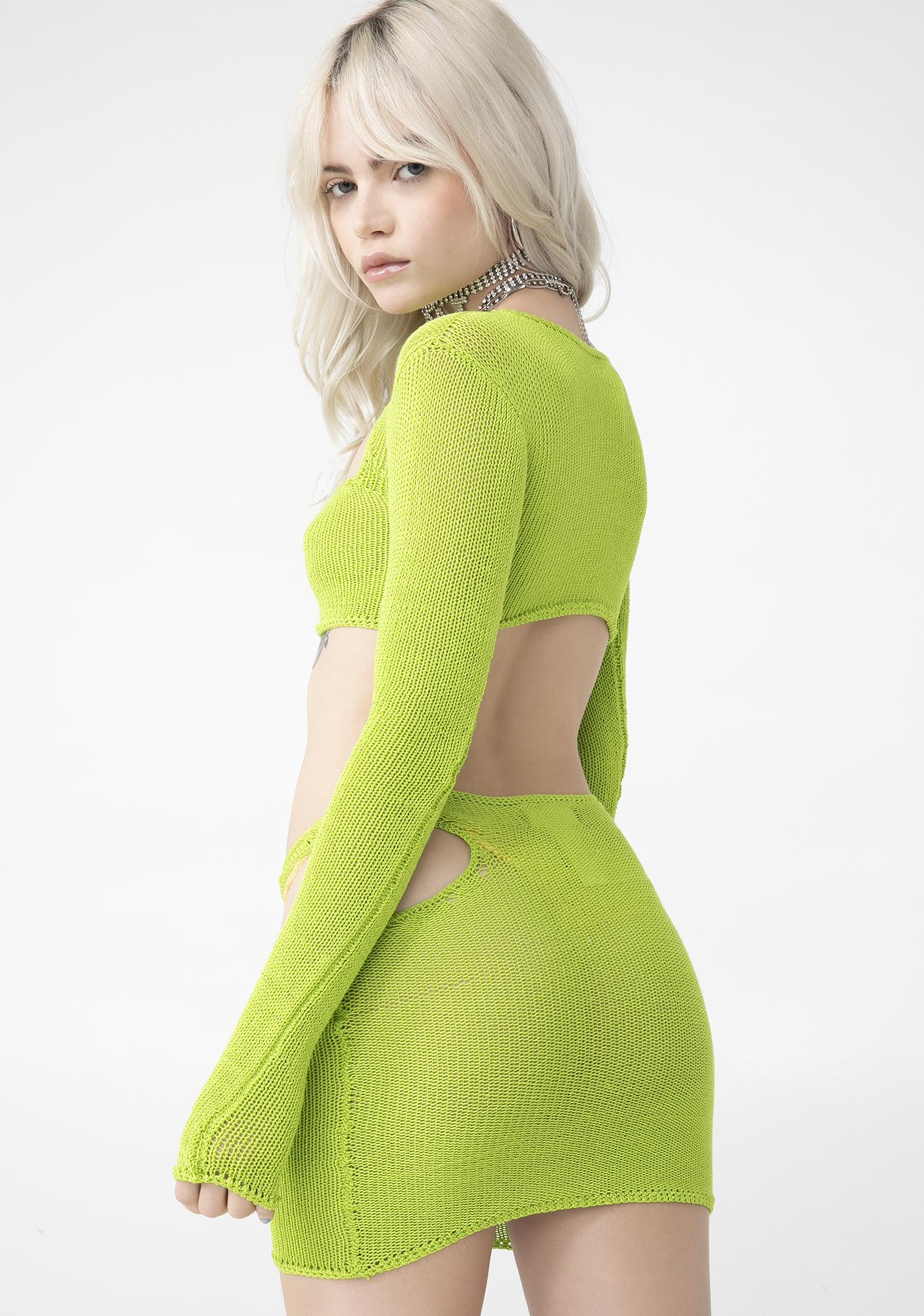 JBD Apparel Knit Zenith Skirt Set