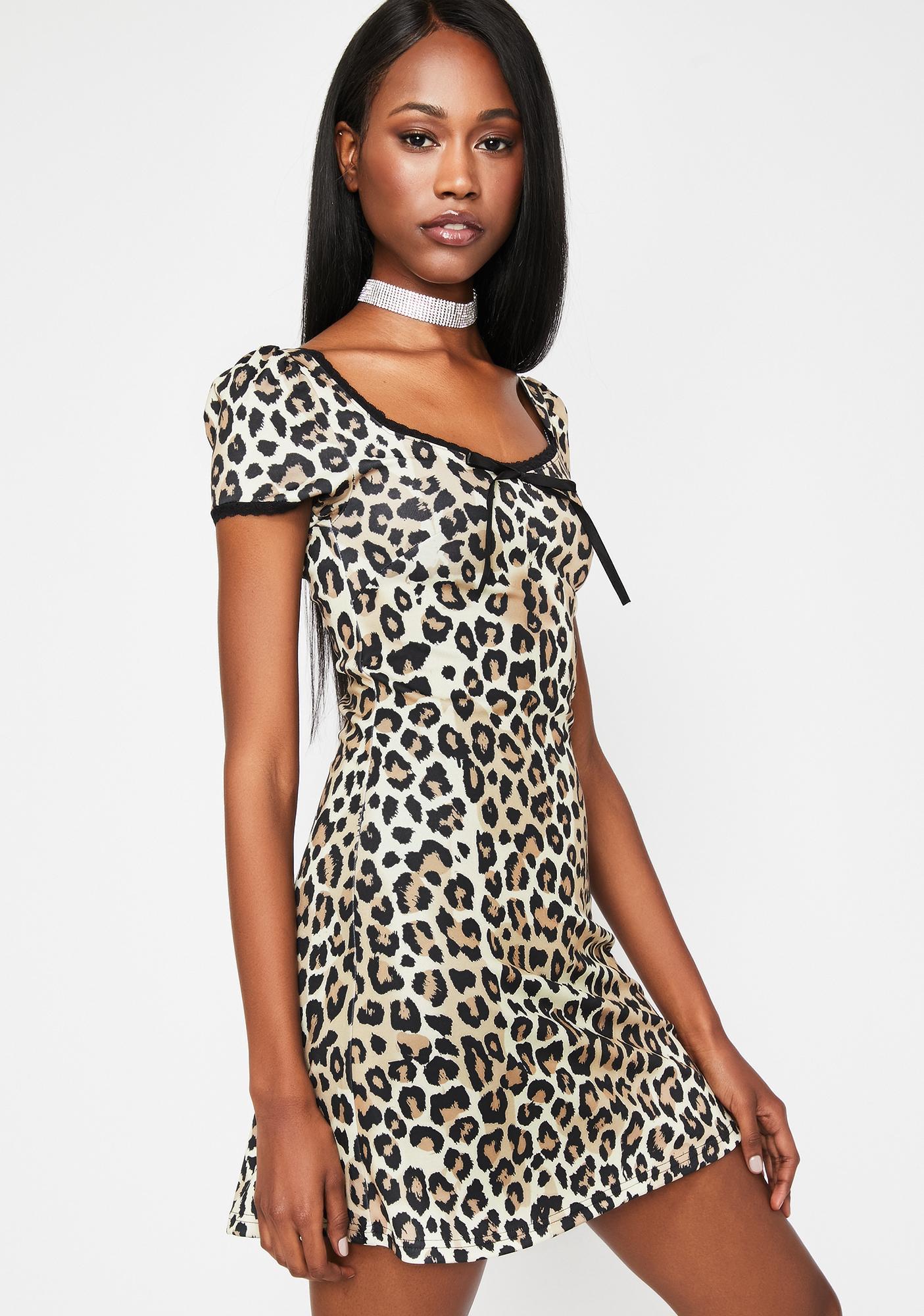HOROSCOPEZ Feline Constellation Dress