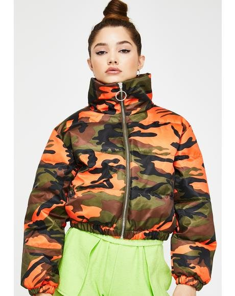 Midtown Puffer Jacket