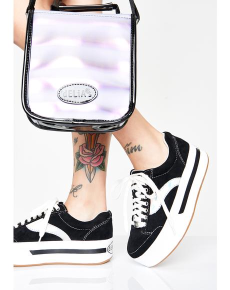 Cosmic Kick Skater Sneakers
