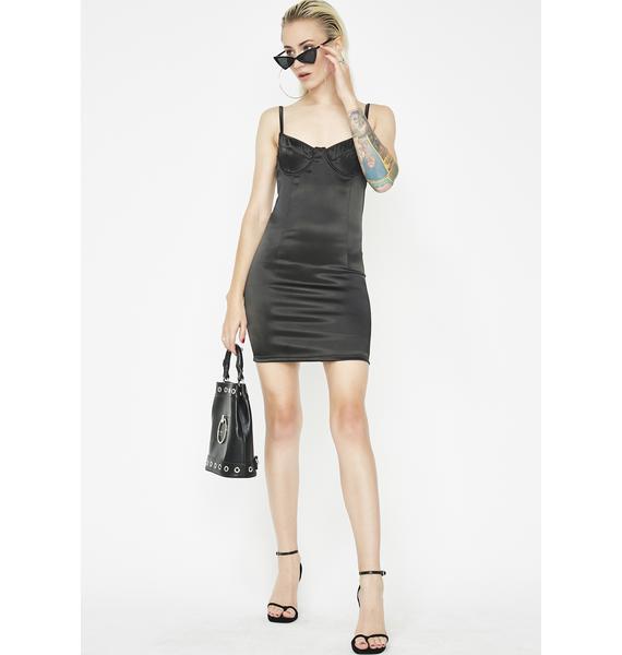 Night Moves Bustier Dress
